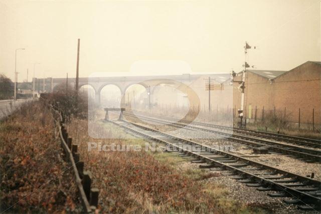 Railway viaduct, Bulwell
