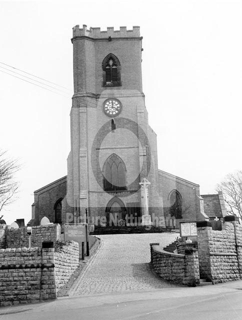 St Mary's Church, Bulwell