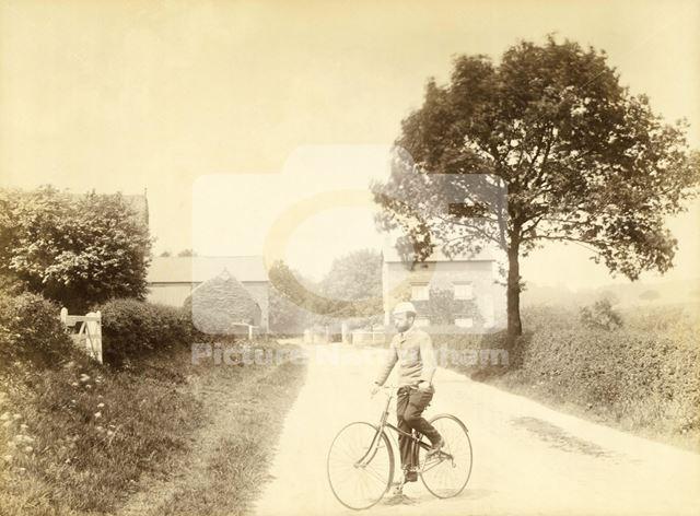 Cycling near Bestwood Village