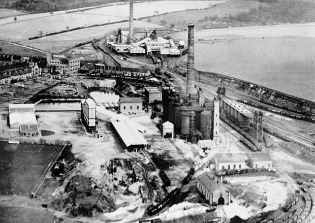 Bestwood Coal and Iron Company, Bestwood Colliery, Bestwood, Nottingham, pre 1939