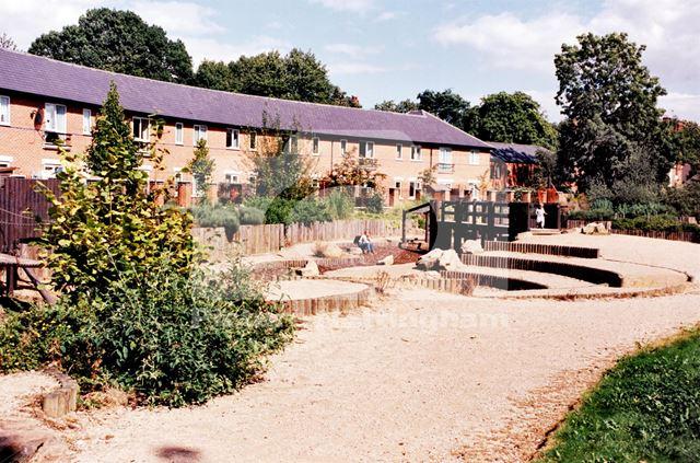 Site of Carrington Lido, Mansfield Road
