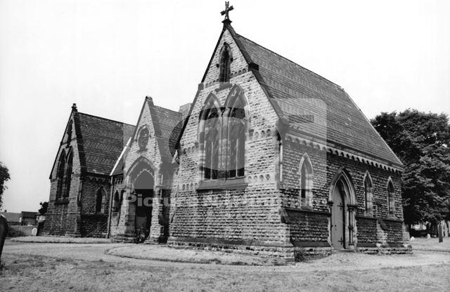 Basford Cemetery Chapel