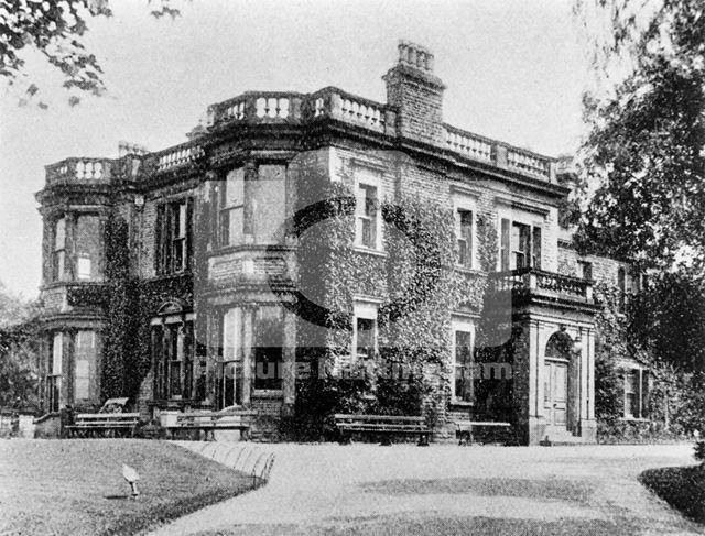 Woodthorpe Grange