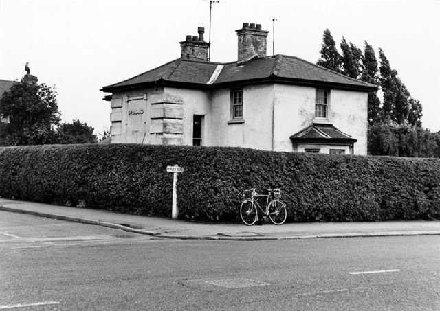 'Overland' - 192 Porchester Road, Thorneywood, Nottingham, 1976