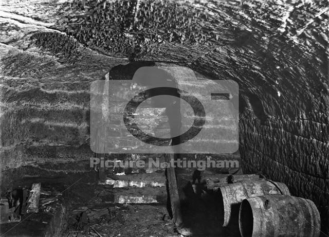 Caves, Elephant & Castle Inn, 24, Hounds Gate
