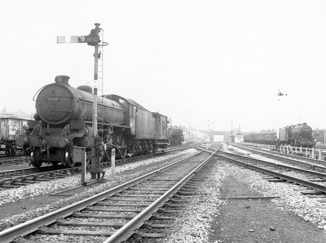 Bulwell South Junction