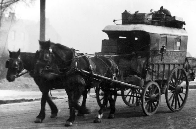 The Langar and Barkeston Carrier Service on Radcliffe Road