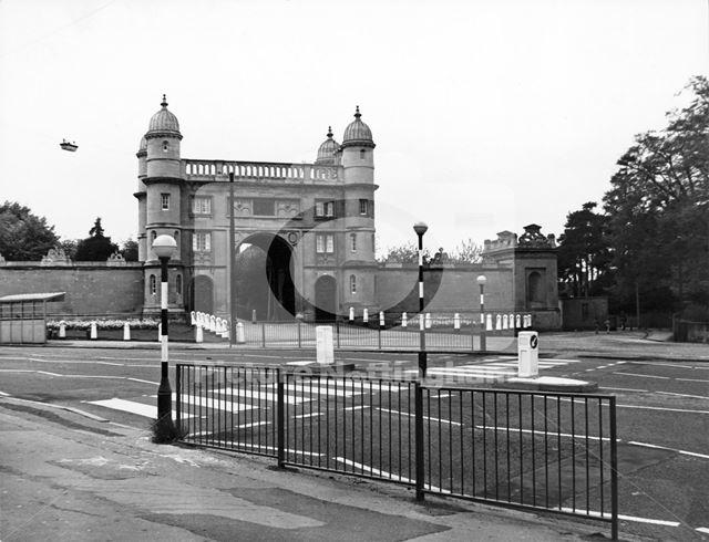 Lenton Lodge, Wollaton Park