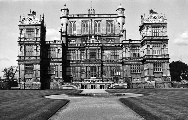 Wollaton Hall, south east aspect