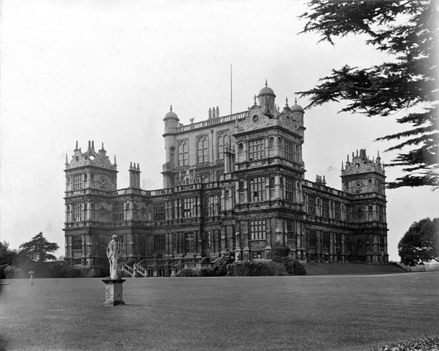 Wollaton Hall, south east front