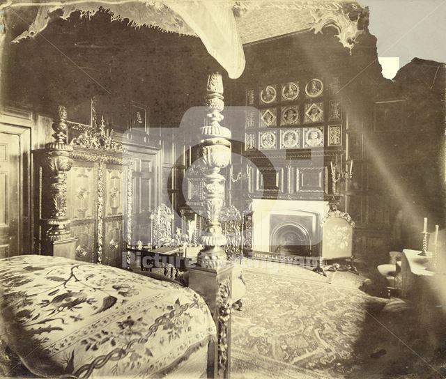 Edward III's Room, Newstead Abbey