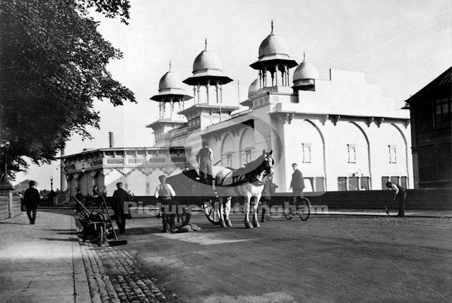 Midlands Industrial Exhibition, Nottingham, 1903-4