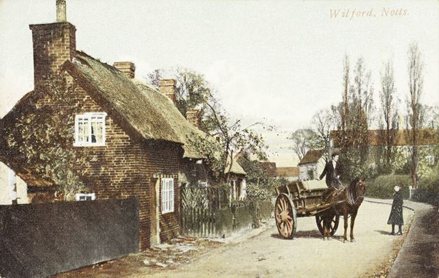 Main Street, Wilford