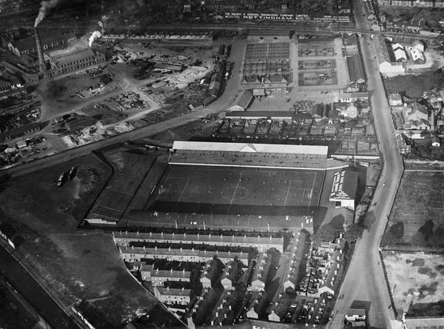 Notts County Football Ground, Meadow Lane
