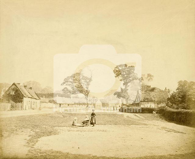 Wilford Village c 1880's-90's ?