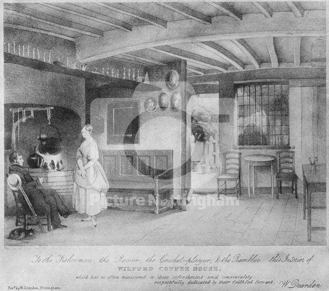 The Wilford Coffee House (Ferry Inn) - Interior