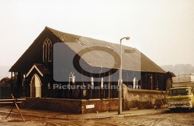 Iron Chapel, Hungerhill Road