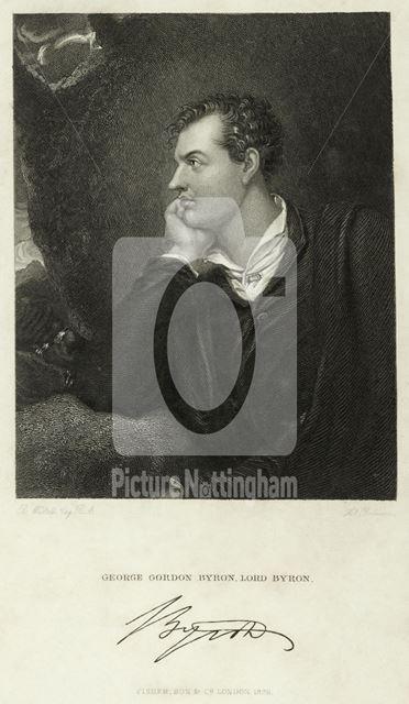 George Gordon Noel Byron, 6th Baron