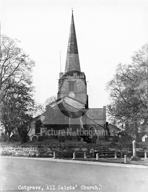 All Saints' Church, Cotgrave