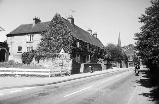 Plumtree Road cottages, Cotgrave