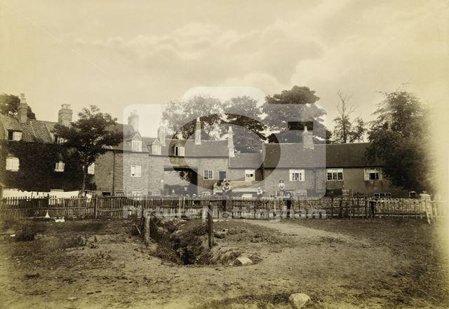 Mosley's Buildings (?) Bobbers Mill, Nottingham