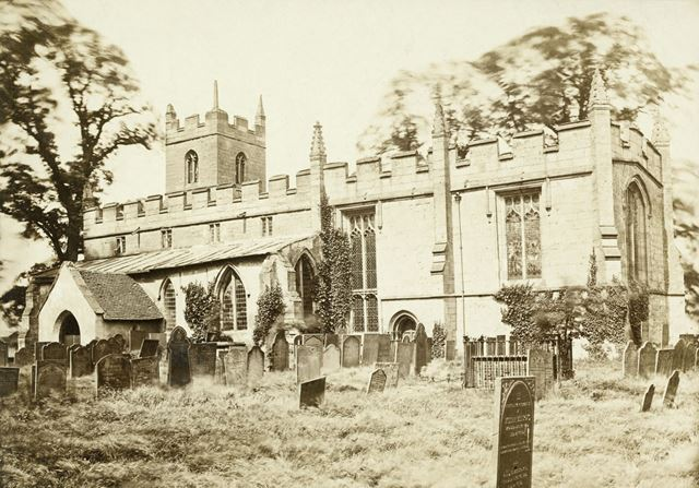 St Wilfrid's Church, Wilford