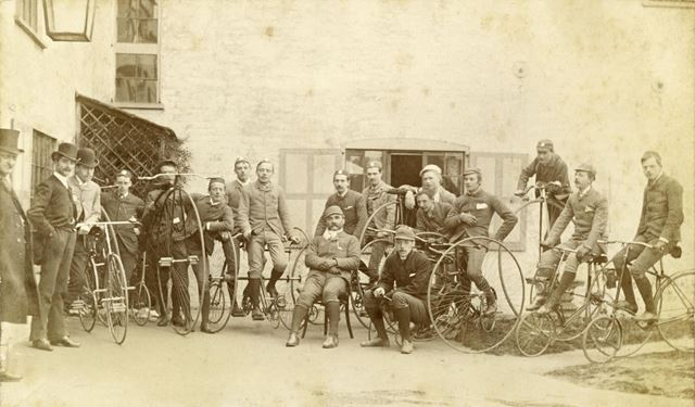 Castle Bicycle Club