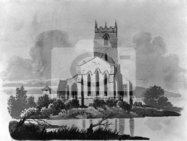 St Leodegarius Church, Basford