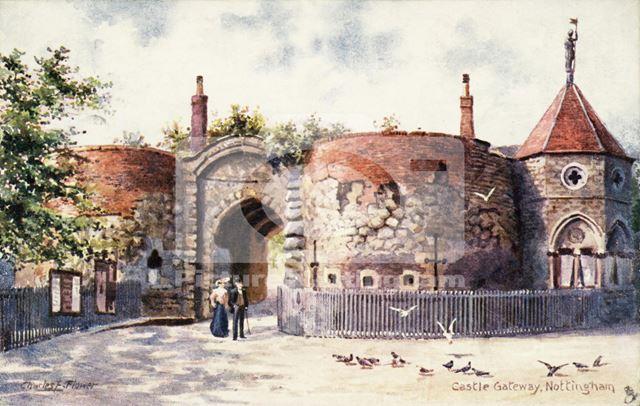 Castle Gateway, Nottingham