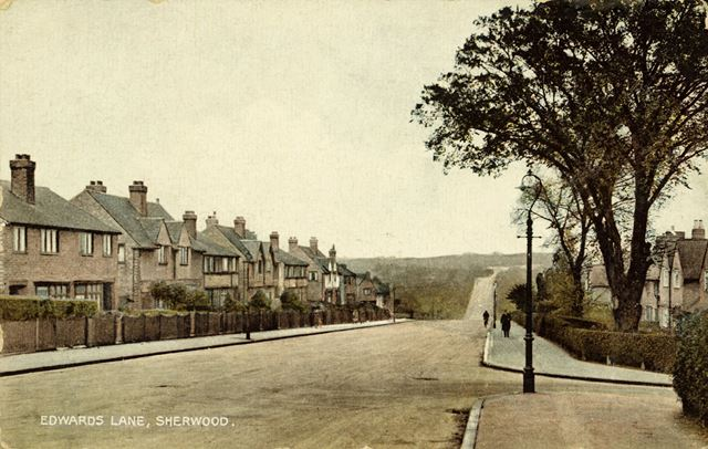 Edwards Lane, Sherwood