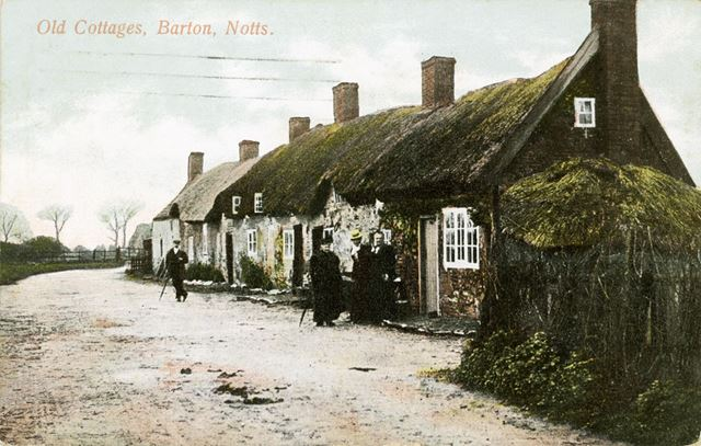 Cottages, Barton in Fabis