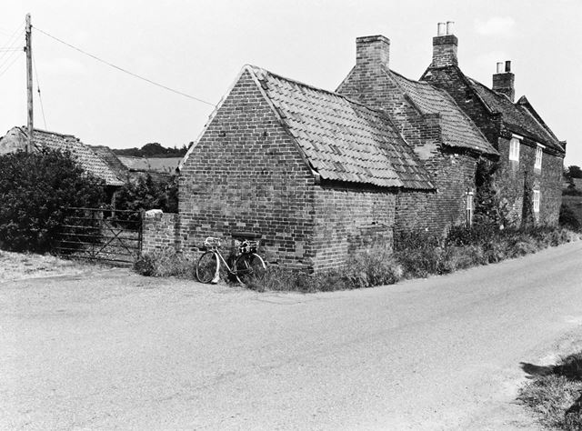 Blacksmith, Gotham Lane, Barton in Fabis