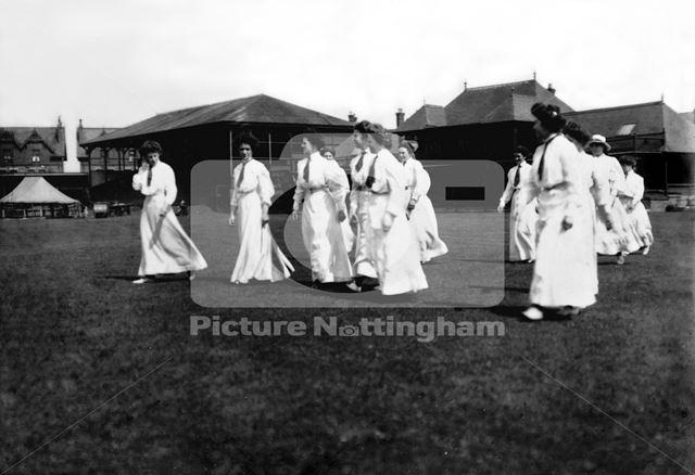 Trent Bridge Cricket Ground - England women's Cricket Team