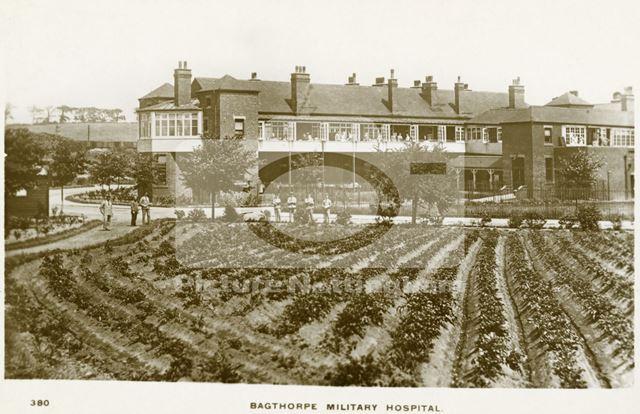 Bagthorpe Military Hospital (City Hospital)