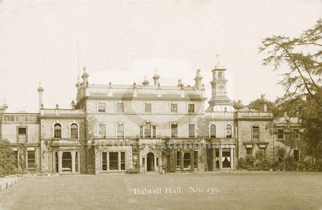 Bulwell Hall
