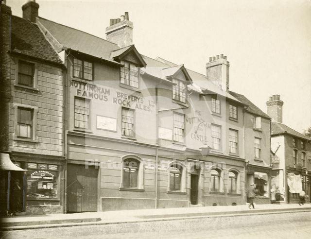 The Nottingham Castle Inn Public House
