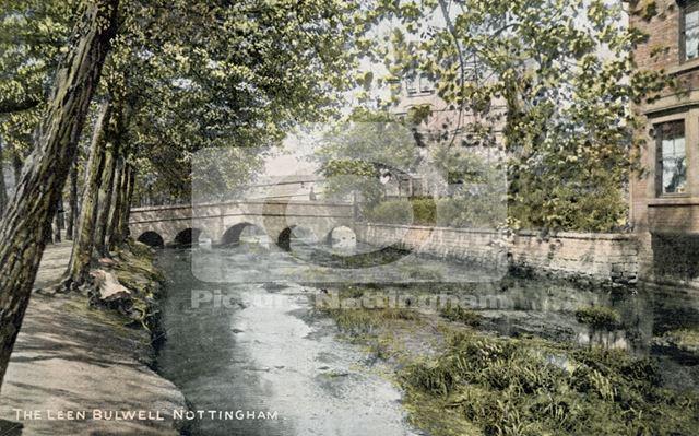 River Leen, Bulwell