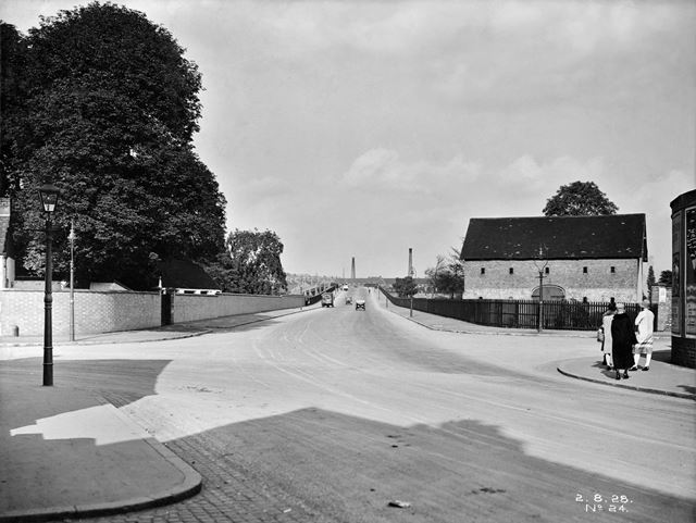 Castle Boulevard extension to Abbey Bridge