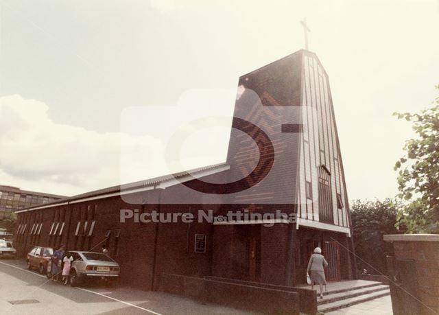 Polish Church, Sherwood Rise
