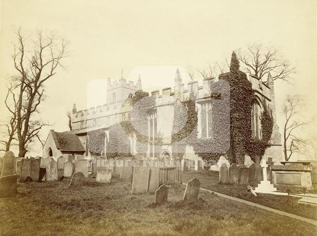 St Wilfrid's Church, Wilford