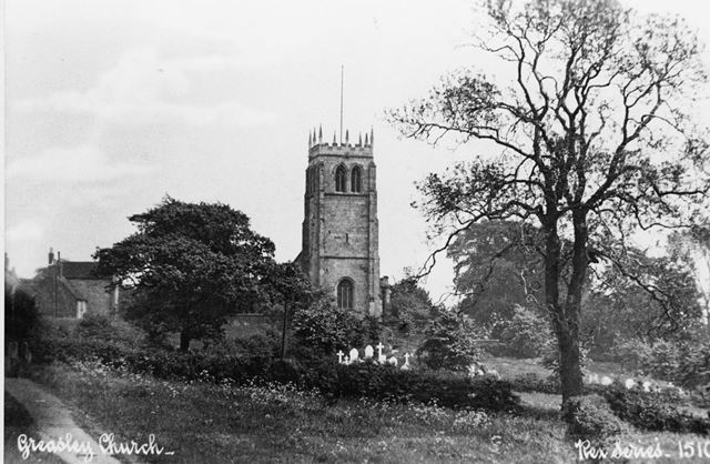 Greasley Church