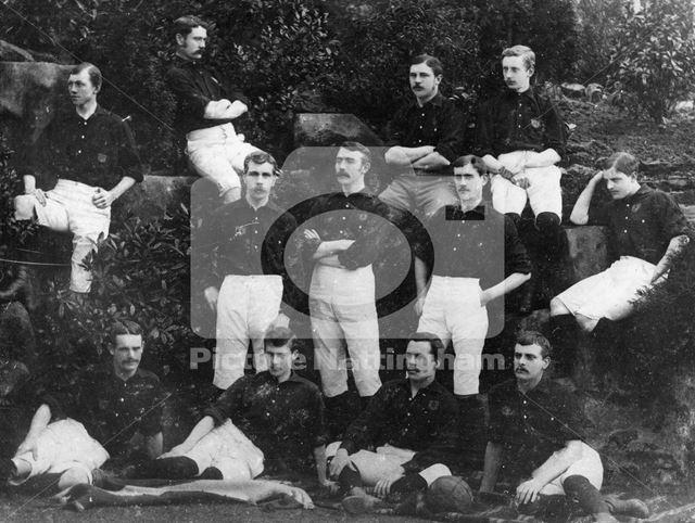 Nottingham Forest F.C. 1884-5