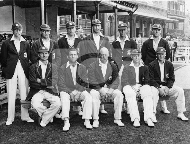 Nottinghamshire County Cricket Club 1932