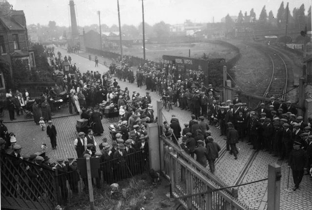 Clifton Colliery, Colliery Road, Willford, 1926