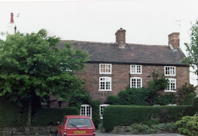 Former factory, Wollaton Road, Wollaton, 1984