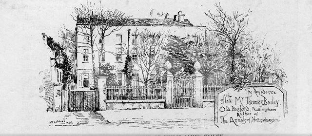 Basford House, 1893