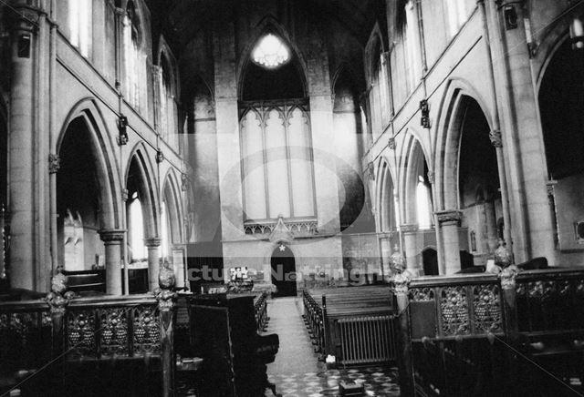 High Pavement Chapel, High Pavement 1980