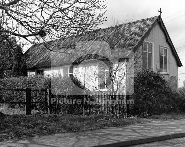 St Aidan, Caythorpe, Notts