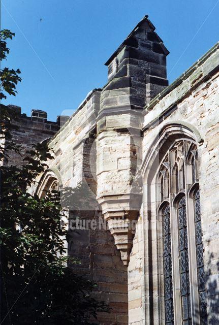 Holy Trinity Parish Church, Church Street, Lambley, 1992