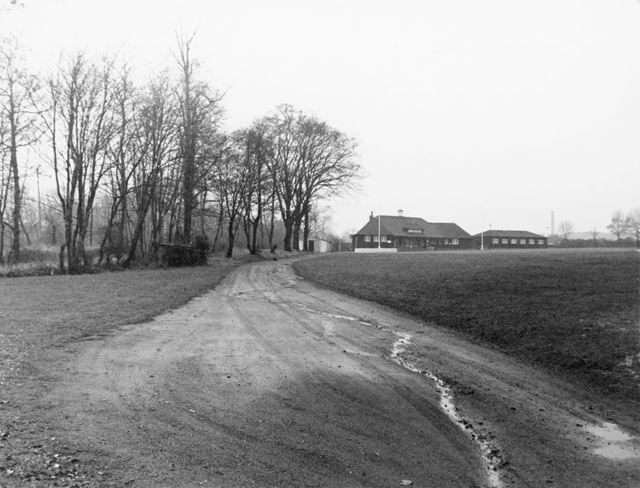 The Raleigh Sports Ground - This location was used in 'Saturday Night and Sunday Morning'